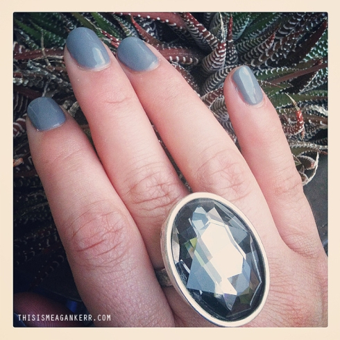 Nails by Monaco Nails & Beauty; Ring from The Gallery & Café Helena Bay Hill