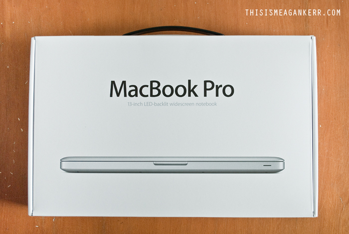 Well hello there, MacBook Pro...