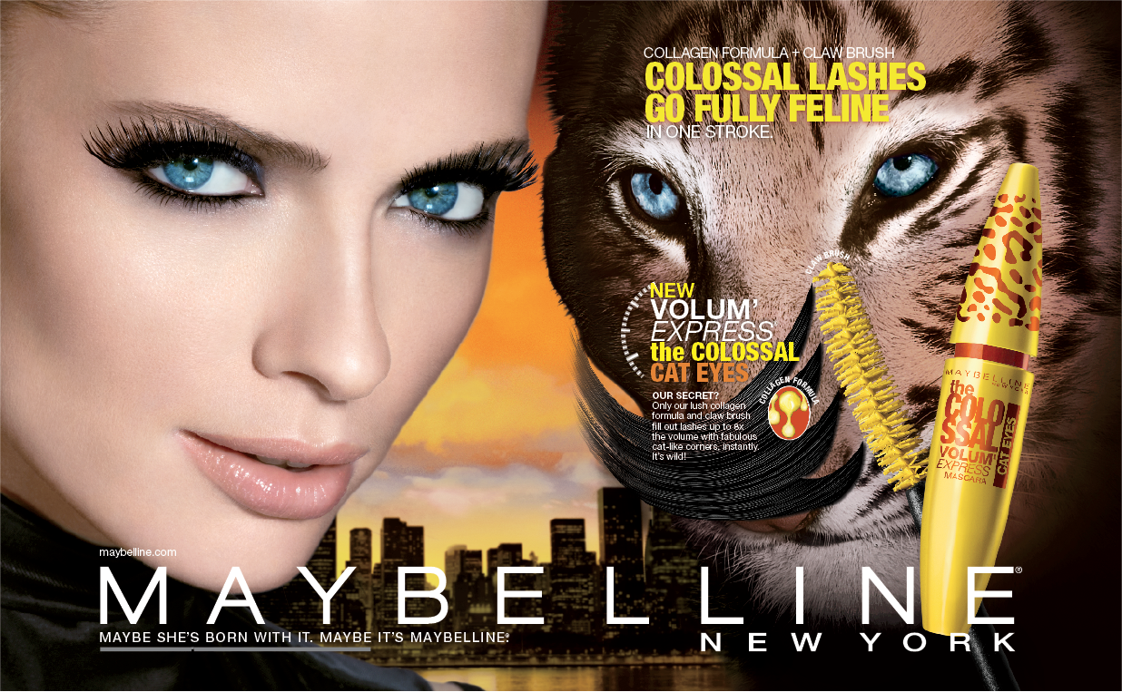 caaaceb45b0 Review: Maybelline New York Volum' Express 'The Colossal' Cat Eyes Mascara.  maybelline-cat-eyes-mascara ...